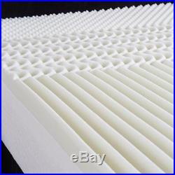 Home Bedding Single Coolmax DUVETS PILLOWS TOPPERS Memory Foam Mattress High