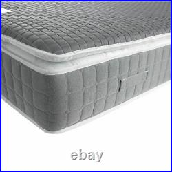 Hyder Rembrandt Pillow Top 1000 Pocket Memory Foam Single Double King Superking