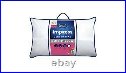 Impress Memory Foam Soft Pillow