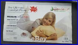 Job Lot Of 156 Dreamland Orthopedic Ultimate Comfort Memory Foam Pillows