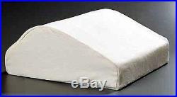 Jobri BetterRest Memory Foam Leg Wedge/Pillow