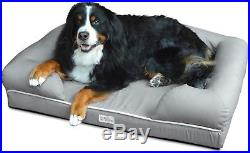Jumbo Large Dog Pet Bed Thick Memory Foam Dog Lounge Easy Clean Pets Bedding