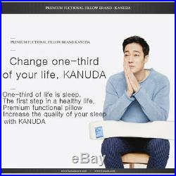 KANUDA Blue Label Andante Functional Traction Pillow and Nap (Single set)