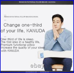 KANUDA Blue Label Vivace Functional Traction Pillow 2EA + Nap 1EA (Double set)