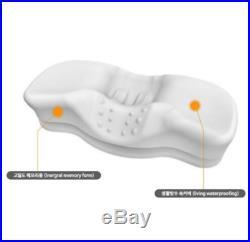 KANUDA Gold Label Largo High Density Memoryfoam Pillow + Neck Head Rest (Nap)