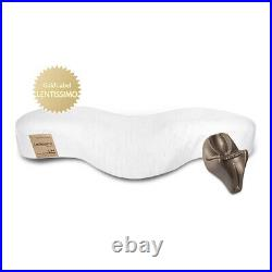 KANUDA Gold Label Lentissimo Modal Pillow Memory Foam + Head Nap (Single Set)