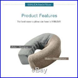 KANUDA Neck Pillow Cozy (Medium size) Cranio Sacral Technique