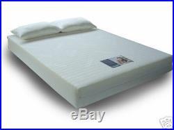 KING SIZE HQ Memory Foam Combi Mattress & Pillow Deal