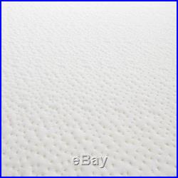 KING Size 14 Bed Bedroom Cool Gel Memory Foam Mattress Plush Comfort +2Pillows