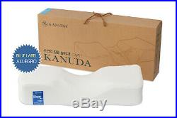Kanuda Blue Label Allegro Functional Memory Foam Pillow Traction Effect Size M