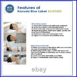 Kanuda Blue Label Allegro Pillow