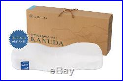 Kanuda Blue Label Andante Functional Memory Foam Pillow With Traction Effect