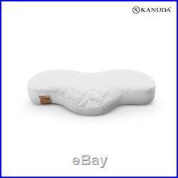 Kanuda Gold Label CV4 Memory Foam Orthopedic Lento Pillow Neck for Pain Relief