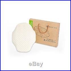 Kanuda Sacral Still Point Low back Waist Memory Foam Pillow Ergonomic Design