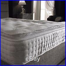 Kayflex The Pillow Top Memory Foam Mattress 2FT'6 3FT 4FT 4FT'6 5FT