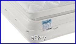 King Size Sensaform Memory Active 9000 Mattress Pillow Top