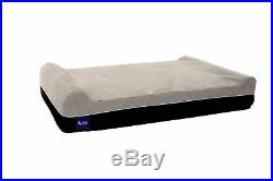 LaiFug Orthopedic Memory Foam Extra Large Dog Bed Pillow And Durable Water Proof