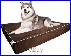 Large Dog Bed Orthopedic Better Barker Big XL XXL Dogs 2 Premium Washable Covers
