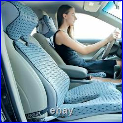 Lumbar Support Pillow for Office Chair Memory Foam Back Cushion for Car Seat