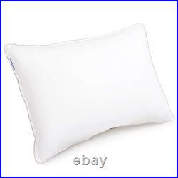 Lunvon Memory Foam Pillow Deep Sleep Pillow with Detachable Pillowcase, Height