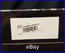 Lux Living Beautyrest Black Ice Memory Foam Pillow Standard/Queen New in Box