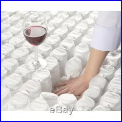 Luxury 3000 Pocket Sprung Pillow Top Single Double King Size Cashmere Mattress