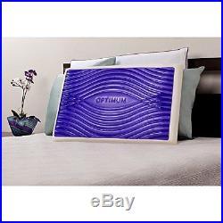 Luxury Home Optimum Memory Foam and Gel Fiber Pillow