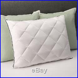 Luxury Home Plush Quilted Bed Memory Foam Standard Pillow