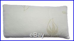 Luxury MEMORY FOAM PILLOW with Travel Bag Head Neck Support Orthopedic Pillow