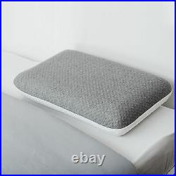Luxury Memory Foam Firm Core Orthopaedic Support Firm Bed Pillow Anti-Bacterial