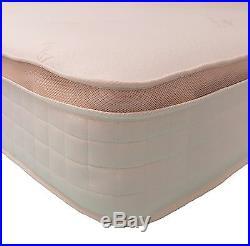 Luxury Pillow Top Memory Foam Mattress 4ft6 Double CHEAP LIQUIDATION STOCK