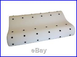MAGNETIC CONTOUR PILLOW Memory Foam Core Australian Made