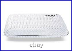 MLILY Premier Gel Ice Luxury Memory Foam Pillow Slim