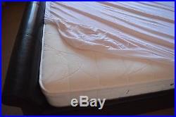 Manhattan Super King Bed with Mattress, 2-Mattress Protector, 2-Pillows
