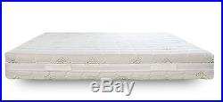 Materasso Memory Matrimoniale Alto 20 CM Con 6 CM Memory Foam Dispositivo Medico
