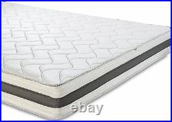 Materasso Singolo Memory, Memory Foam 6 CM Sfoderabile Ergonomico Massaggiante