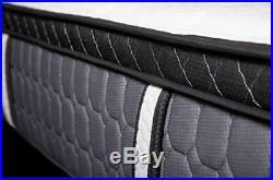 Mattress America Frost 13 Inch Hybrid Pocket Coil Pillow Top Queen 13-Inch