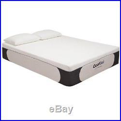 Mattress Memory Foam Ultimate Gel 14'' Mattress with BONUS Pillow Twin XL