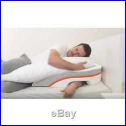 MedCline Acid Reflux Wedge Pillow Support Solution Memory Foam Medium