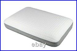 Memory Foam Anti-bacterial Orthopaedic Head Neck Back Support Pain Relief Uk