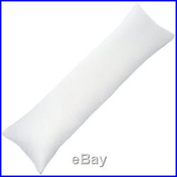 Memory Foam Body Pillow Bed Pillows for Comfort and Support by Lavish Home R