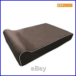 Memory Foam Dog Bed Large and Thick Dog Bed 52 x 36 x 7 Plus 3 Pillow Dog
