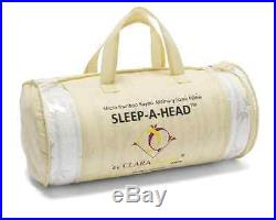 Memory Foam Luxurious Bamboo Gel Pillow by Clara Clark King & Queen Available