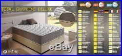Memory Foam Mattress GRAPHENE DELUXE I Depth 30 cm Free Memory Foam Pillow