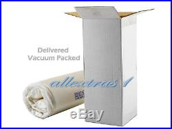 Memory Foam Mattress & Pillows King 5ft Bed Size Sciatica Back Pain Support