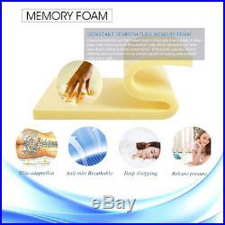 Memory Foam Mattress Pocket Sprung Spring Mattress 3FTSingle 4FT6Double 5FTKing