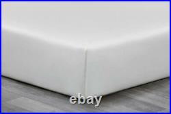 Memory Foam Mattress With No Springs 6 Mem Foam/Reflex Mattress -Free Pillows