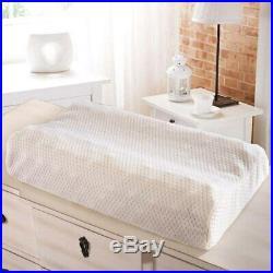 Memory Foam Pillow Cervical Health Care Orthopedic Latex Neck Pillow