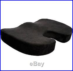 Memory Foam Seat Cushion for Car Seats, Home, Office & Travel The Ultimate