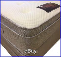 Memphis Pillow Top Luxury Mattress Only Amber's